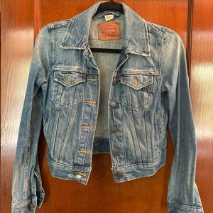 Levi's XS Denim Jacket